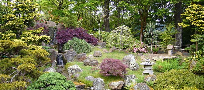 Lotocasas jardiner a y paisajismo for Paisajismo jardines fotos